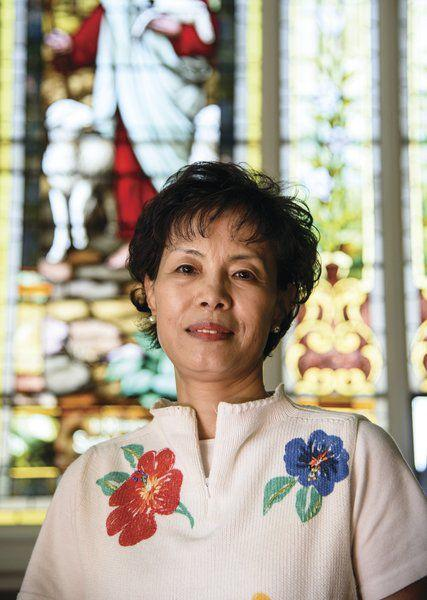 Pastor Christina Sung